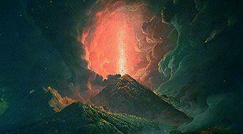 Хоббит обойдет вулкан Мглистых гор