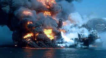 Трагедия нефтяной платформы