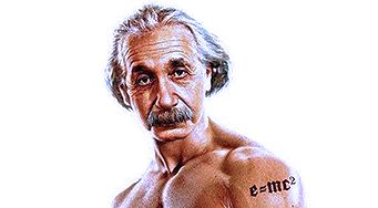 Уэйн Ван раскроет тайну Эйнштейна