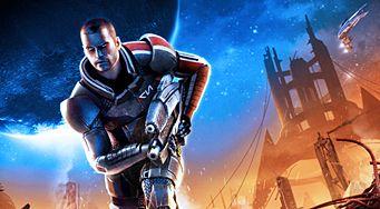 Мультфильм по Mass Effect