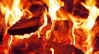 Огонь на огонь