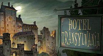 Отель Трансильвания заселят монстры