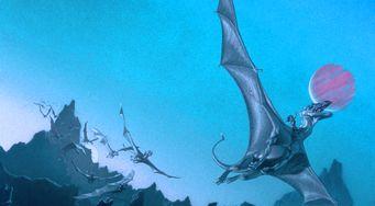 Полеты на драконах
