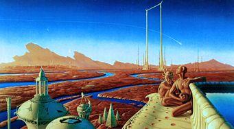 Возвращение к Марсианским хроникам