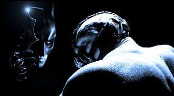 Бэйн и Бэтмен