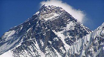 Эверест Джорджа Мэллори