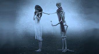 Мертвые души призраков