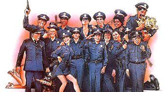 Полицейская академия подает признаки жизни