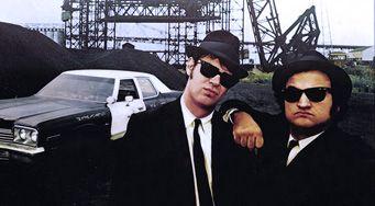 Сериальные Братья Блюз