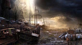 Существа радиоактивного города
