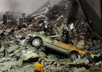 Катастрофа в Сан Андреас
