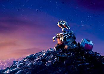 О ВАЛЛ-И 2 и других проектах Pixar