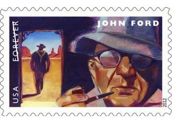 Выпуск марок величайшие режиссеры 20 века