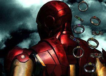 Железный человек 3 и его нанороботы