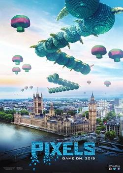 Рецензия на фильм «Пиксели» 2015 года