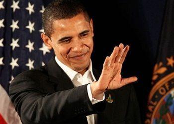 Барак Обама в костюме