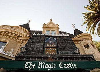 Волшебный замок МакДжи