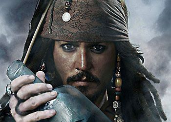 Пираты Карибского моря 5 в работе