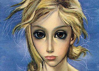 Большие глаза Маргарет Кин