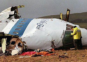 Экранизация авиакатастрофы над Локерби