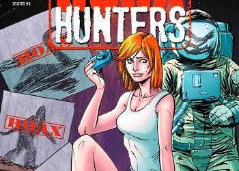 Экранизация комикса «Охотники за мистификациями»