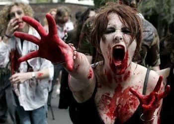 фильм о зомби 19