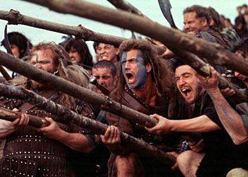 борцы за независимость Шотландии