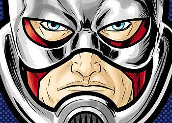 Человек-муравей из комикса