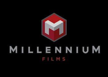 Millennium Films логотип