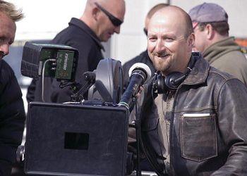 Нил Маршал с камерой