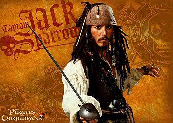 Пираты Карибского моря постер