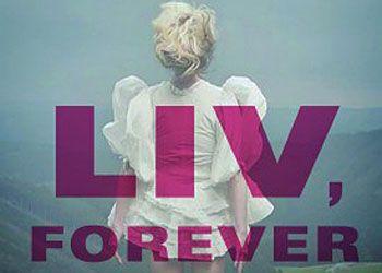 Постер романа «Liv, Forever»