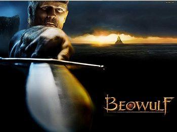 Беовульф постер