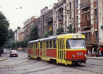 Челябинский трамвай