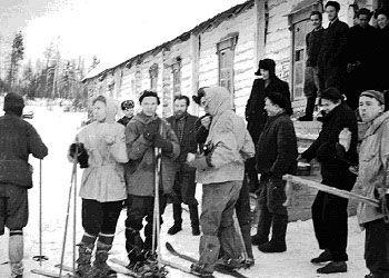 Фото участников тургруппы Дятлова