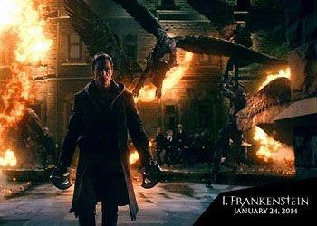 Я, Франкенштейн кадр