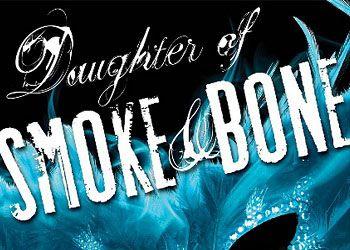 Обложка книги Дочь дыма и кости