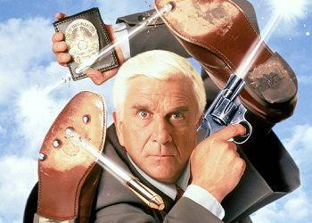 Постер фильма Голый пистолет