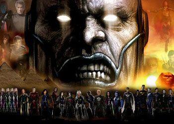 Постер фильма Люди Икс Апокалипсис