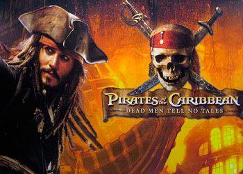 Постер фильма Пираты Карибского моря 5