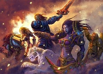 Постер игры Warcraft