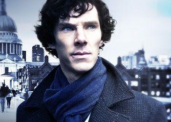 Постер Шерлока