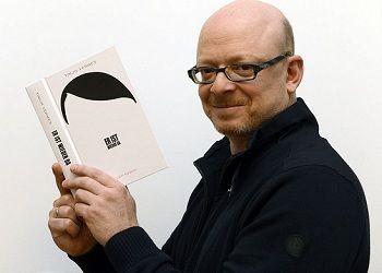 Тимур Вермес с книгой