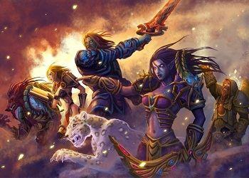 Warcraft постер