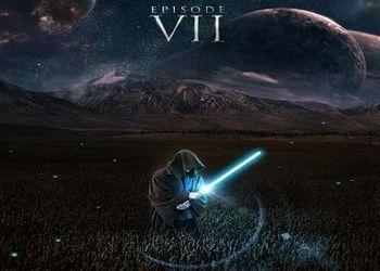 Звездные войны VII постер