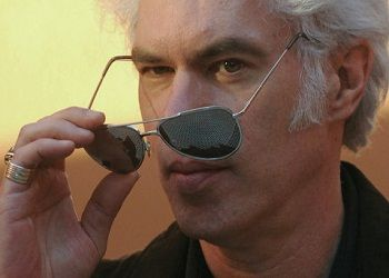 Джим Джармуш в очках