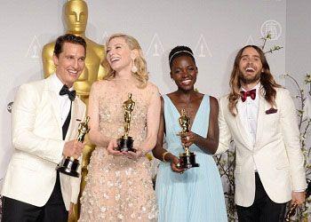 Фото с вручения наград