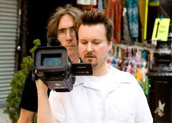 Мэтт Ривз с камерой