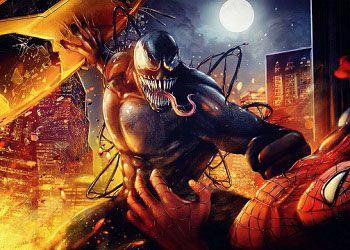 Обложка комикса Человек-паук
