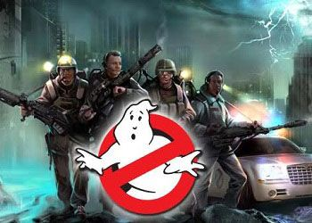 Охотники за привидениями постер